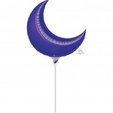 Purple Mini Shaped Balloon