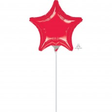 Red Shaped Balloon
