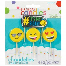 Emoji Icon Candles