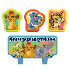 Lion Guard Candles