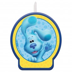 Blue's Clues Party Supplies - Candle