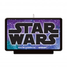 Star Wars Party Supplies - Candle Galaxy