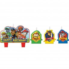Paw Patrol Mini Moulded Candles