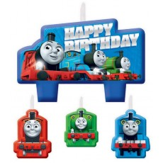 Thomas & Friends All Aboard Candles