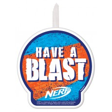 Nerf Candle 6cm