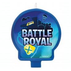 Battle Royal Birthday Candle 6cm