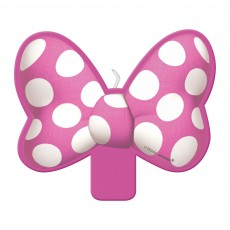 Minnie Mouse Party Supplies - Candle Forever