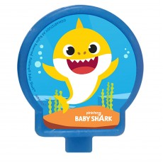 Baby Shark Party Supplies - Candle