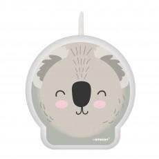 Koala Party Supplies - Candle