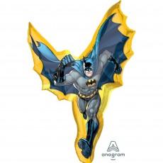 SuperShape XL Batman Action Shaped Balloon 69cm x 99cm