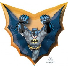 Batman SuperShape XL  Cape Shaped Balloon