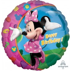 Minnie Mouse Standard XL Foil Balloon