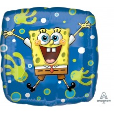 SpongeBob Standard XL Square Pants Joy Foil Balloon