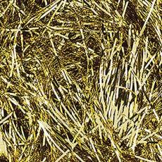 Gold Metallic Shred Shimmering Strands Confetti