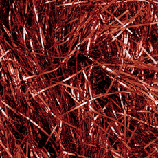 Red Metallic Shred  Shimmering Strands Misc Decoration