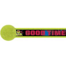 Teenage Mutant Ninja Turtles Good Times Crepe Streamer 4.8cmx 12.8m