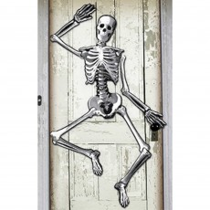 Halloween Jointed Skeleton Cutout