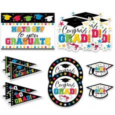 Graduation Value Pack Cutouts