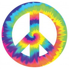 Feeling Groovy & 60's Printed Paper Cutout