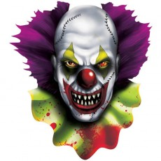 Halloween Creepy Carnival Cutout