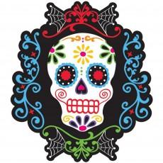 Halloween Black & Bone Cutout