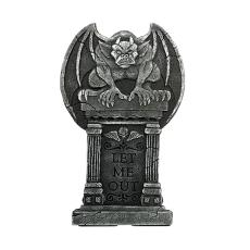 Halloween Gargoyle Tombstone Misc Decoration