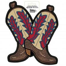 Cowboy & Western Cutout 27cm