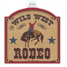 Cowboy & Western Cutout
