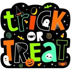 Halloween Party Supplies - Cutouts - Hallo-ween Friends