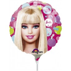 Barbie All Doll'd Up CI: EZ-Fill Foil Balloon