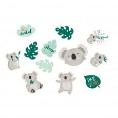Koala Party Decorations - Cutouts Cardboard