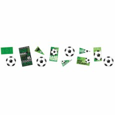 Soccer Goal Getter Cutouts Pack of 12