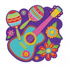 Fiesta Banjo Cutout