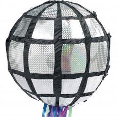 Disco & 70's Disco Ball Pinata