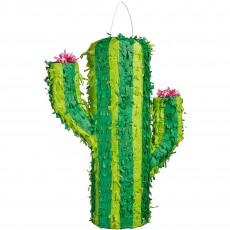 Mexican Fiesta Cactus Pinata