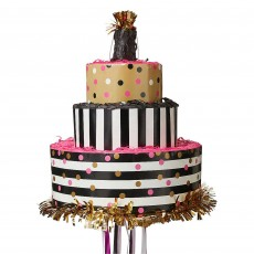 Happy Birthday Cake Pinata
