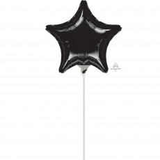 Black Shaped Balloon