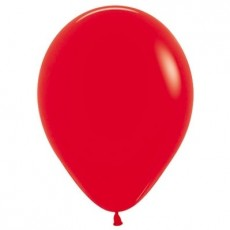 Red Fashion  Latex Balloons