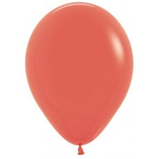 Coral Fashion Latex Balloons