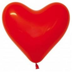 Red Fashion  Latex Balloons