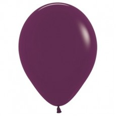 State of Origin Fashion Burgundy  Latex Balloons
