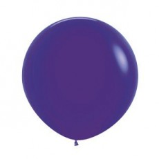 Purple Fashion  Violet  Latex Balloons
