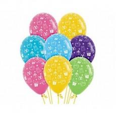 Multi Colour Fashion ed Presents Latex Balloons