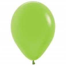 Green Neon  Latex Balloons