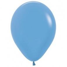 Blue Neon  Latex Balloons