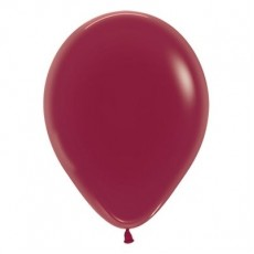 State of Origin Crystal Burgundy  Latex Balloons