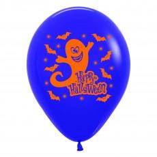 Halloween Night Latex Balloons