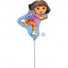 Dora the Explorer Exploring Foil Balloon