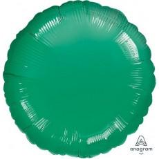 Green Metallic Standard HX Foil Balloon