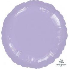 Lilac Metallic Pearl Pastel Standard HX Foil Balloon